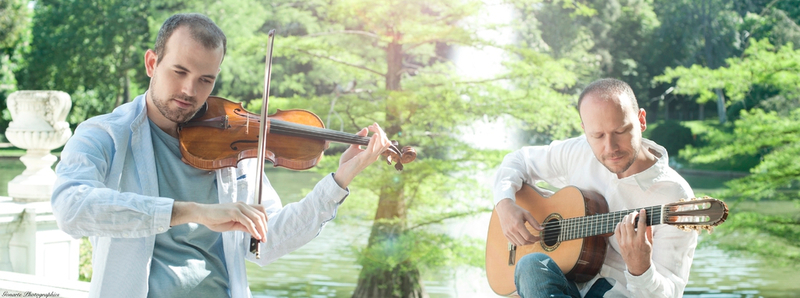 Animacorde es un duo de  violín y guitarra formado por el violinista Andrés Ortiz y el guitarrista Pablo Rioja. Afincados en Madrid, ofrecen conciertos de música clásica a nivel nacional e internacional