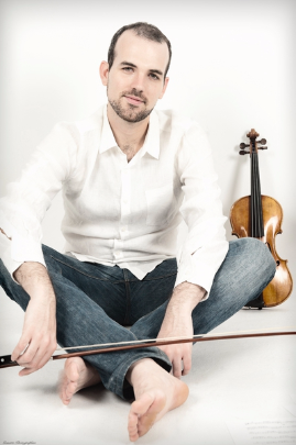 Andrés Ortiz Saúco - Violín - Duo Animacorde